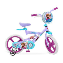 Bicicleta X-bike 14 Frozen Disney
