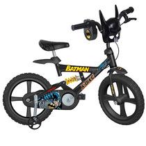 "X-bike 14"" Batman – Infantil Masculino Bandeirante"