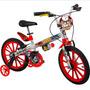 Bicicleta 16 Star Wars Bnadeirante