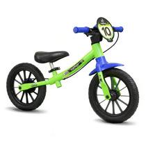 Bicicletas Infantil Balance Pré Bike Equilíbrio Sem Pedal