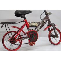 Bicicleta Caloi Infantil Aro 12 Usada