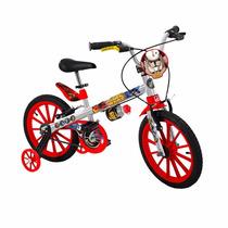 Bicicleta Infantil Aro 16 Star Wars - Brinquedo Bandeirante