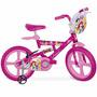 Bicicleta X-bike Aro 14 Princesas Disney Bandeirante