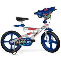 Bicicleta X-bike 14 Avengers