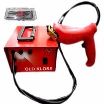 Maquina De Frisar Chinelos Old Kloss Bi Volt 110 E 220 V