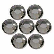 Strass Black Diamond Hotfix 4mm 1.000 Unidades Termocolante