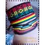 Kit C/3 Lindas Pulseiras Reggae Jamaica >i< Frete Grát