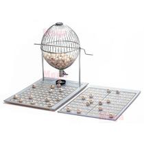 Jogo Bingo Vispora Profissional Nº3 200 Bolas E 2 Tabuleiro
