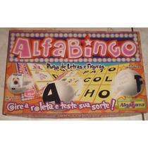 Alfabingo - Brinquedos Algazarra - Completo