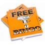 Cartelas De Bingo Para Imprimir - Arquivo Digital Download