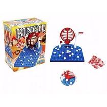 Jogo Globo Bingo Brinquedos Lugo