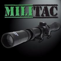 Luneta Para Carabina Militac 3-7x20