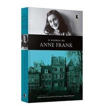 Livro O Diário De Anne Frank Novo Lacrado Edição Definitiva