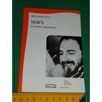 Henfil - O Humor Subversivo - Márcio Malta - Livro Novo