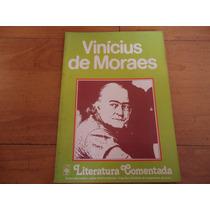 Livro Literatura Comentada, Vinícius De Moraes