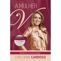 Livro A Mulher V - Cristiane Cardoso - Frete Grátis