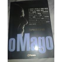 Livro :o Mago Fernando Morais , Biografia Do Paulo Coelho.