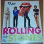 Rolling Stones: 50 Anos De Rock - Livro Com Muitas Fotos!