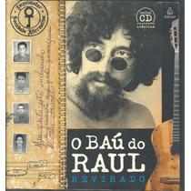 Livro-raul Seixas-o Baú Do Raul Revirado
