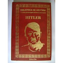 Livro- Hitler- Biblioteca De História-n.5- Raridade-+ Brinde