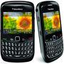 Blackberry Curve 8520 Wifi Câm 2mp Mp3 Bluetooth- De Vitrine