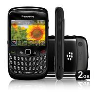 Smartphone Celular Blackberry Curve 9300 Pouco Uso Wifi Bom