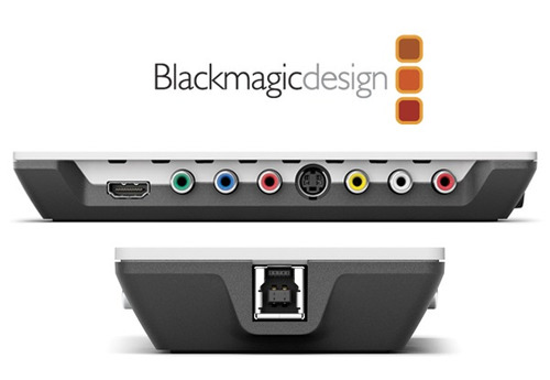 Blackmagic Design Intensity Shuttle - Captura Profissional