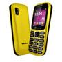 Celular Blu Aria 2 Chips T174 Tela1.8 Câmera Fm Mp3 Amarelo