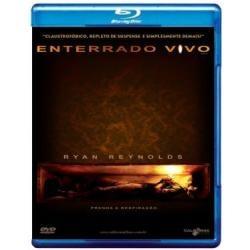 Blu Ray - Enterrado Vivo (lacrado)