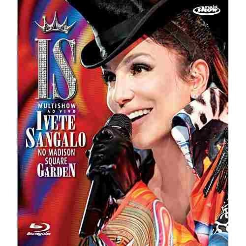 Blu-ray Ivete Sangalo - Ao Vivo No Madison Square Garden