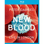 Peter Gabriel - New Blood Live In London [blu-ray 3d+2d+dvd]