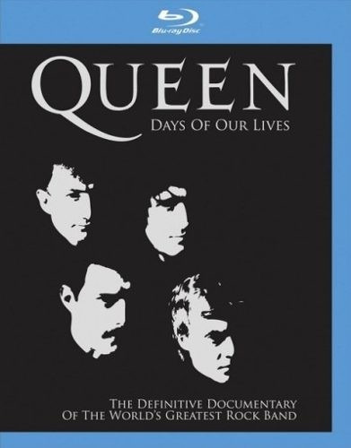 Blu-ray Queen - Days Of Our Lives (lacrado)