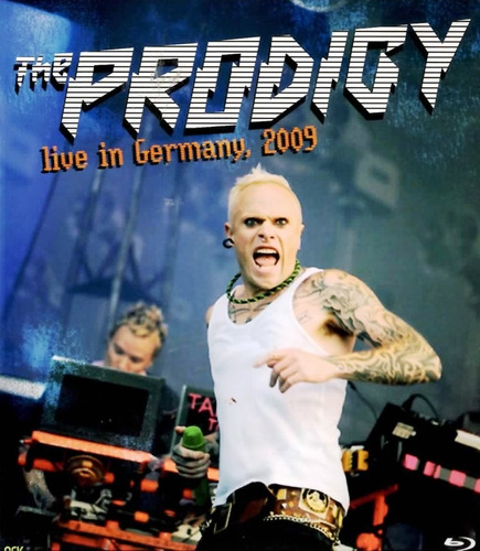 Blu-ray The Prodigy - Live In Germany 2009