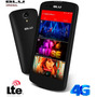Smart Cel Blu Lte 4g Studio 8gb 1ram Cam 5mp Android 5 Quadc