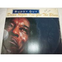 Lp Buddy Guy Damn Right I Ve Got The Blues 1991