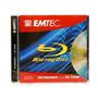 Mídia Blu-ray Gravável Bdr 25gb Embalagem C/ 10 - Emtec