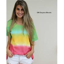 Blusa Reggae - Dm Dayana Morais