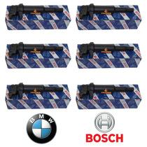 6 Bobina De Ignição Bmw 318 325i 550i X3 X5 0221504470 Bosch