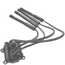 Bobina Ignição 206 Clio Twingo Kangoo 1.0 16v Gasol Bi0025mm