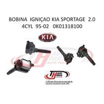 Bobina Igniçao Kia Sportage 2.0 4cyl 95-02 0k01318100