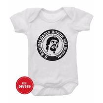Body Raul Seixas Bebê Infantil