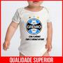 Body Bebe Time Grêmio Tricolor Roupas Menino Menina