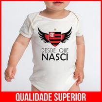 Body Times Flamengo Futebol Divertidos Bodies Bebe