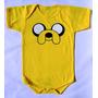 Body P/ Bebê Jake - Hora De Aventura