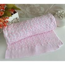 Cobertor Térmico Para Maternidade Rosa-texnew