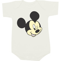 Body / Camiseta Mickey Minnie Personalizado Aniversario