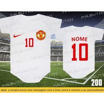 Body Manchester United Da Inglaterra Time Futebol