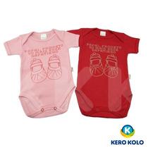 50 Body Bebê Kero Kollo 100 % Algodão Atacado Direto Fábrica