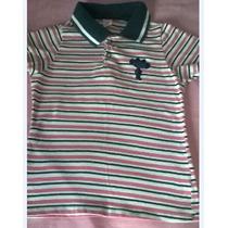 Camiseta Polo - Lilica Ripilica - Tam 8 - Muito Nova