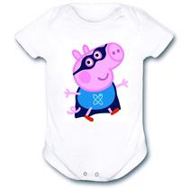Boby Peppa Pig Personalizado Varios Personagnes